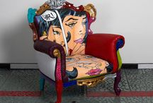 Great Painting Ideas / by Lucianna Samu Color & Design