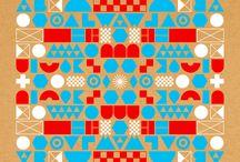 Inspired Patterns / by Em Stafrace