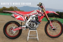 Dirt bikes / by Miguel Arellano