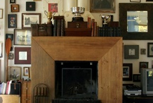 Fireplaces / by Draft Interior Design