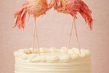 Flamingos / I'm having a flamingo moment, and loving it!  / by Betsy Watts