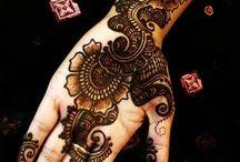 henna designs / by Syed Nausheen