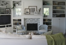 (upstairs family room) / by Jennifer Chambers