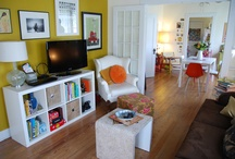 A Lovely Home / by Girl Wonderful