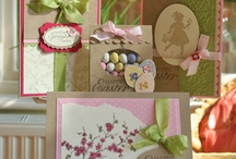 Cards-Easter  / by Kathie Maltby