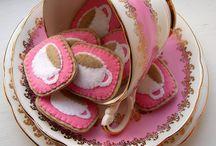 fancy a cuppa / by MaryAnn McKeating