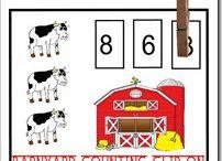 School - Farm / by Randa Gary