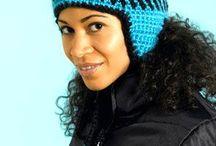 Crochet~Hats & Head Accesories / by MesmerizeByBellaLuna