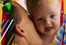 Día del Padre. / by Fotoefectos Efectos para Fotos