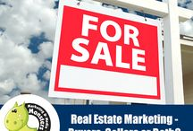 Real Estate Marketing / by Desiree' Marie