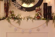Christmas decorating / by Sonya Biemann