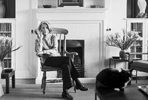 Nadine Gordimer / South African writer and Nobel Prize winner for literature / by Margaret Miller