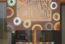 November- crafts / by Tasha Wood