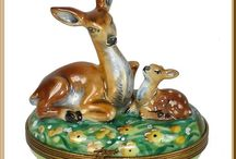 Animal Limoges Boxes / by Limoges Collector