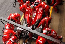 Red Racers / by Johan Engelbrecht