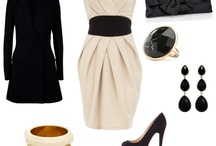 outfits / by Skye Vollick