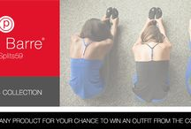 Life is Better at the Barre / We're raising the barre on your workout wardrobe! Introducing the exclusive Pure Barre® by Splits59 Fall 2014 collection. Click to flip through the look book: http://bit.ly/WgF7ms / by Pure Barre