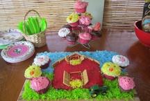 Cake decorating / by Terri Mancoske