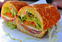 Sandwiches / by Tammy Spano