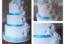 Wedding Cakes / Wedding cakes / by Sparkles Bakery