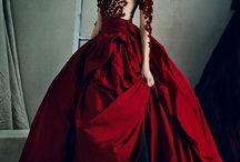 The Darkened Reds.....Oxblood, Burgundy & Maroon / by Roz Pactor