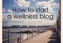 health + wellness bloggers / by Vintage Amanda