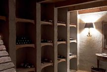 Wine Cellar/Bar / by hd STYLE STUDIO