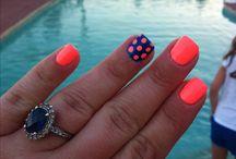 Nail Ideas / by Delilah Hudson