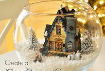Christmas Bucket List 2014 / by Carolyn Hutson