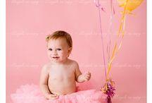 Romy's 1st Birthday / by