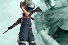 Final Fantasy / by benjamin lesley