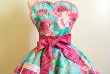 Vintage Aprons / by Dixie Crystals
