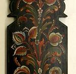 Rosemaling / by Angelica Gilmore