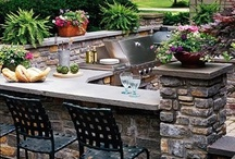Outdoor Kitchen Ideas / by Euvah
