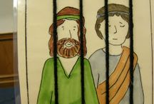 Bible Crafts / by Jennifer Dampier