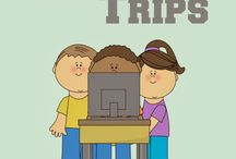 virtual field trips / by Amy Link