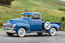 My Dream Truck / LOVE Classic Vintage Ford Pickups... they have so much character <3 / by Sarah K Hutchins