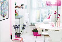 Interiors: Modern Design / by Kristine Wasner Hershberger