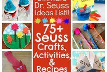 Dr Seuss Birthday / by Aleesa Scott