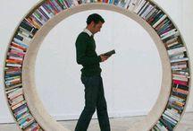 Lectura / Todo o relacionado co feito de ler. Non portadas de libros!  / by a profa