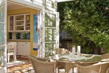 My outdoor living / by Maria de Benedictis