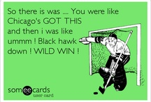 One WILD girl! Hockey girl / Minnesota wild fan for life  / by Danyel Campbell
