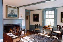 Decor I love. / I love Arts & Craft style... but I also love Colonial, Art Deco & Farmhouse style.  / by Stephanie C