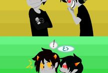 Let me explain you Homestuck / by Alexis Johnson