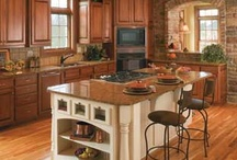 Kitchen remodel ideas / From tile to cabinets and everything in between / by Lisa Collins