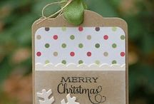 Christmas Cards & Paper Projects / by Stephanie Keats