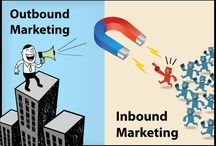 Inbound Marketing / A robust and effecting marketing campaign drives traffic, forges new connections and delivers sales leads. / by Marketo Inc.