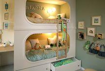 Children's Rooms / by Anna Dunn