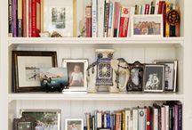 Bookcases & Displays / by Rebecca Berchenbriter