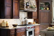 Kitchens / by Linda Fiedor